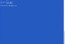 寶塔 Nginx反向代理/CDN緩存加速設置